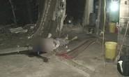 Một phụ nữ chết sau nhà, tay bị chặt đứt