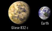 Phát hiện hành tinh giống trái đất nhất