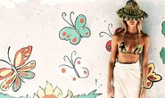 Siêu mẫu Candice Swanepoel đẹp hoang dại