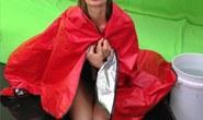 Siêu mẫu Gisele Bundchen hé lộ hậu trường cực nhọc