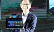 Asus ra mắt loạt thiết bị dùng chíp Intel