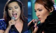 """Chung kết Vietnam Idol: Nhật Thủy """"nhỉnh"""" hơn Minh Thùy!"""