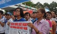 Hoạt động phản đối Trung Quốc lan rộng