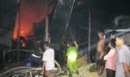 Cháy nhà máy xay lúa một giờ, thiệt hại trên 3 tỉ đồng