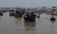 Chợ nổi Cái Răng đe dọa an toàn giao thông thủy