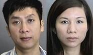 Nhốt con trong lồng sắt, cặp vợ chồng Việt bị bắt ở Mỹ