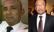 Lãnh đạo đối lập Malaysia có bà con với cơ trưởng MH370