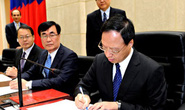 Nội các Đài Loan trả giá vì thất cử