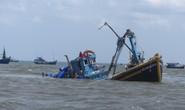 Kéo thành công tàu cá gặp nạn vào bờ