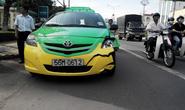Tài xế taxi Hoàng Long bị nghi tông chết công nhân cây xanh