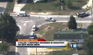 Mỹ: Đọ súng tại nhà cha vợ, 3 người thiệt mạng
