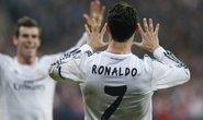 Ronaldo lập kỳ tích mới ở Champions League