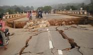 Thái Lan hứng động đất 6 độ richter