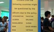 Yêu cầu Thái Lan chấm dứt việc kỳ thị công dân Việt