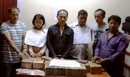Phá đường dây buôn ma túy xuyên quốc gia, thu 92 bánh heroin