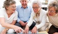 Internet giúp người già ít bị trầm cảm