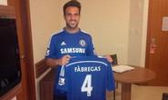 HLV Mourinho chỉ mất 20 phút để đưa Fabregas về Chelsea