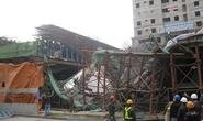 Hà Nội: Công trình xây dựng đường sắt trên cao lại gặp sự cố nghiêm trọng