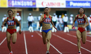Cập nhật ASIAD 17: Vũ Thị Hương vào chung kết 200 m nữ