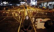 Cảnh sát Hồng Kông lại dùng hơi cay chống người biểu tình