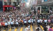 Đã xảy ra đụng độ ở Hồng Kông