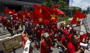 Người Việt Nam tuần hành phản đối Trung Quốc ở Hồng Kông