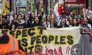 Thế giới tuần hành chống biến đổi khí hậu