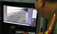 Taixi lơ nộp phạt vi phạm giao thông qua camera quan sát