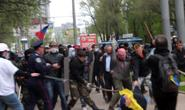 Đụng độ dữ dội ở Đông Ukraine