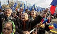 Phớt lờ Nga, Moldova và Georgia chuẩn bị liên kết với EU