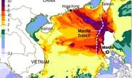 Nguy cơ sóng thần lớn ở biển Đông