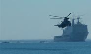 Tàu chiến Trung Quốc đến Iran tập trận