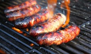 Khí thải, khói nướng thịt gây ung thư gấp trăm lần