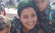Cô gái người Kurd đánh bom tự sát chống IS