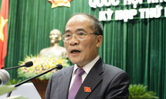 Giàn khoan Trung Quốc đe dọa hòa bình, an ninh