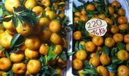 Gần 300 tấn trái cây Trung Quốc dính độc lạc vào Việt Nam