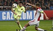 Messi qua mặt Ronaldo, chạm kỷ lục ghi bàn Champions League