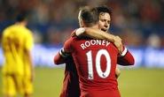 HLV Van Gaal tin tưởng vai trò thủ lĩnh của Rooney