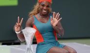 Đánh bại Li Na, Serena lần thứ 7 lên ngôi vô địch