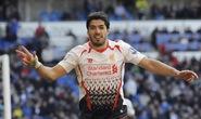Luis Suarez trở lại thi đấu tại sân Anfield