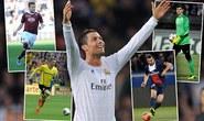 """Ronaldo đứng đầu tốp """"20 cầu thủ xuất sắc nhất châu Âu"""""""