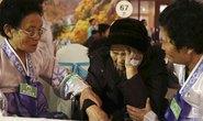 Ngày cuối cùng của cuộc đoàn tụ Hàn-Triều ngập trong nước mắt