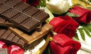 Lợi ích của sô-cô-la và hoa hồng
