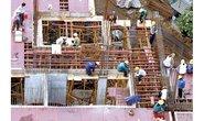 Khung đơn giá nhân công xây dựng theo vùng lương tối thiểu