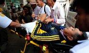 Thái Lan: Người biểu tình bị ném lựu đạn, 28 người bị thương