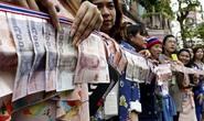 Nông dân Thái Lan cự tuyệt phe chống chính phủ