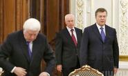 Cựu Tổng thống Ukraine Yanukovych nhận quốc tịch Nga