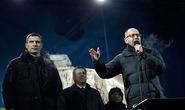 Tổng thống Ukraine tự sát về chính trị