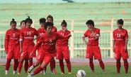 VCK Bóng đá nữ châu Á 2014, Việt Nam - Jordan: Thắng để giành nửa vé vớt