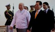 Thủ tướng Nguyễn Tấn Dũng tới Myanmar dự Hội nghị Cấp cao ASEAN